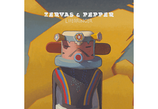Zervas & Pepper - Lifebringer - (CD)