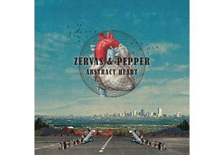 Zervas & Pepper - Abstract Heart [CD]