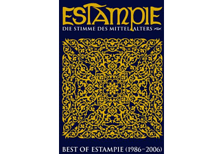Estampie - Best of Estampie (1986-2006) - (CD)