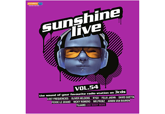 Various - Sunshine Live 54 [CD]