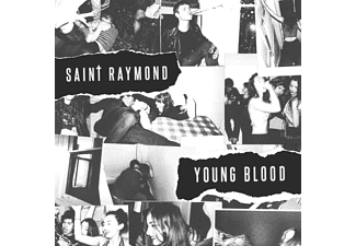 Raymond Saint - Young Blood (Deluxe) - (CD)