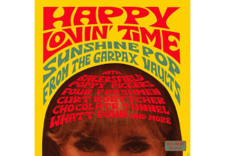 VARIOUS - Happy Lovin' Time-Sunshine Pop From The Garpax Vau [CD]