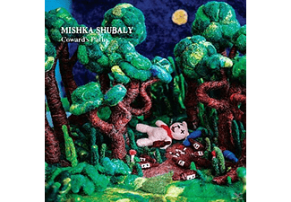 Mishka Shubaly - Coward's Path - (CD)