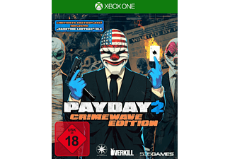 Payday 2 (Crimewave Edition) [Xbox One]
