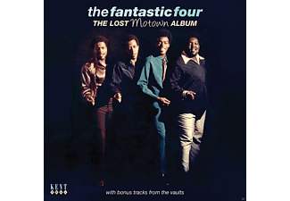 Fantastic Four - The Lost Motown Album (+Bonus) - (CD)