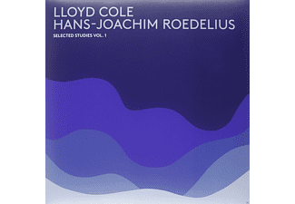 Lloyd Cole, Hans-joachim Roedelius - Selected Studies Vol. 1 [LP + Bonus-CD]