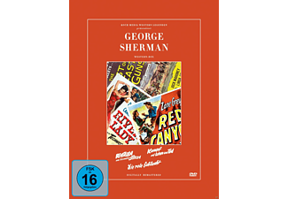 Edition Western-Legenden: George Sherman Collection - (DVD)