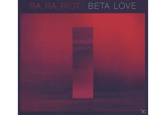 Ra Ra Riot - Beta Love [CD]