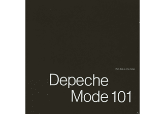 Depeche Mode - 101 (LIVE) - (CD)