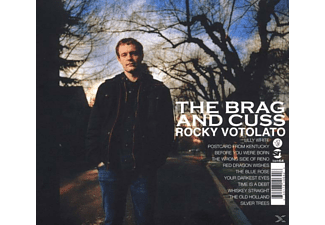 Rocky Votolato - The Brag And Cuss [CD]