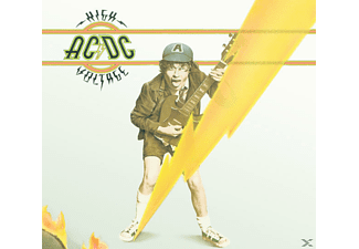 AC/DC - High Voltage (Fanpack) [CD]