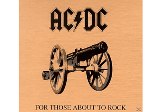 AC/DC - For Those About To Rock/Fanpack - (CD)