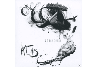 The Kells - Anachromie - (CD + DVD Video)