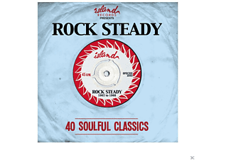 VARIOUS - Island Presents: Rock Steady [CD]