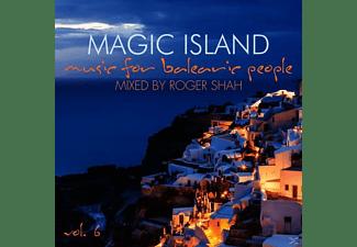 Roger Shah Magic Island Vol