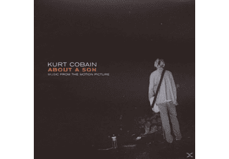 VARIOUS - Kurt Cobain About A Son:... [CD]