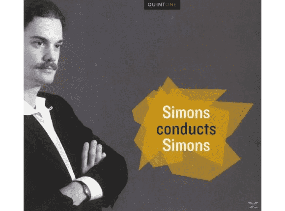 Simons Ensemble, Marijn - Conducts [CD]