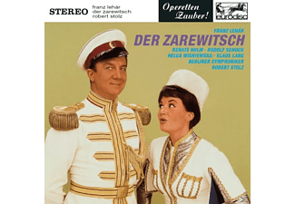 Robert Stolz - Der Zarewitsch (Highlights) - (CD)