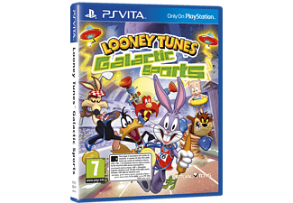 Looney Tunes: Galactic Sports PS Vita
