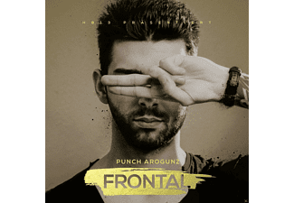 Punch Arogunz - Frontal [CD]