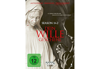 Dein Wille geschehe (Multibox) [DVD]