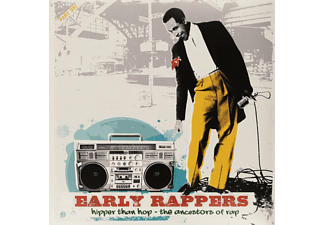 VARIOUS - Early Rappers - (Vinyl)