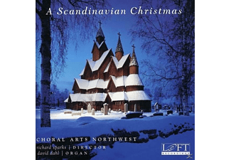 David Dahl, Choral Arts Northwest - An Scandinavian Christmas - (CD)