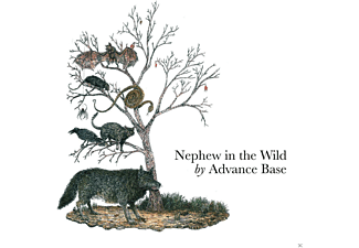 Advance Base - Nephew In The Wild - (CD)