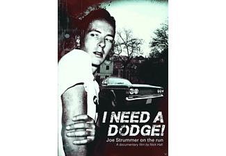 Joe Strummer - I Need A Dodge - (DVD)