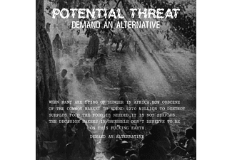 Potential Threat - Demand An Alternative - (Vinyl)