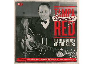 Tampa Red - Dynamite! The Unsung King Of The Blues [CD]