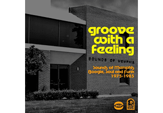 Various - Groove With A Feeling-Sounds Of Memphis Boogie, Sou [CD]