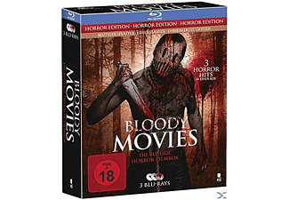 Bloody Movies - Die blutige Horror-Filmbox - (Blu-ray)
