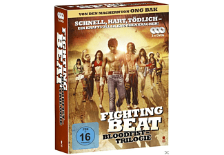 Fighting Beat (Bloodfist - Trilogie) - (DVD)