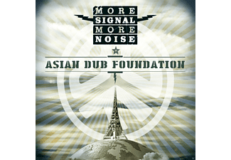 Asian Dub Foundation - More Signal More Noise - (CD)