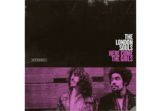 The London Souls - Here Come The Girls - (CD)