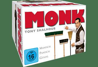 Monk - Staffel 1-8 (Komplette Serie) [DVD]