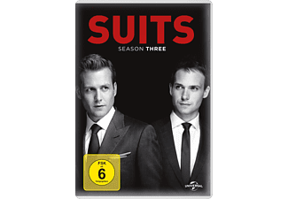 Suits - Staffel 3 [DVD]