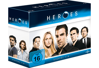 Heroes - The Complete Collection - (Blu-ray)