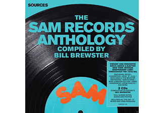 Various - The Sam Records Anthology [CD]