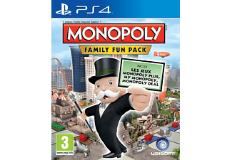 Monopoly Deluxe PS4