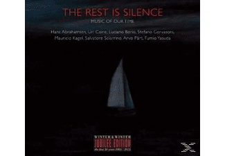 Various - The Rest Is Silence-Music Of Our Time - (CD)