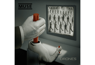 Muse - Drones (Limited Edition) - (CD)