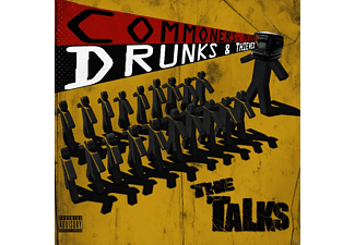The Talks - Commoners,Peers & Thieves - (CD)