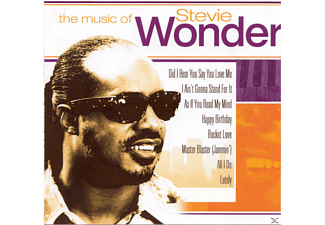 Stevie Wonder The Music Of Stevie Wonder CD