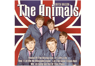 The Animals British Invasion CD