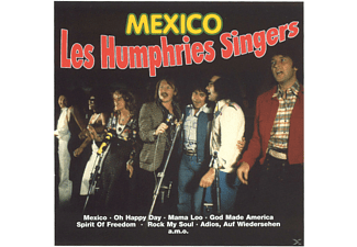 Les Humphries Singers - Mexico - (CD)