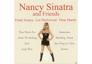 Nancy Sinatra Nancy Sinatra And Friends CD