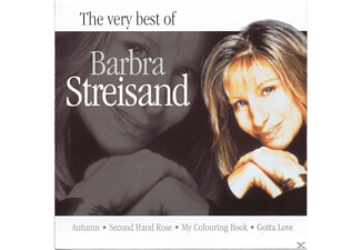 Barbra Streisand -  The Very Best Of Barbra Streisand [CD]