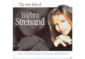 Barbra Streisand The Very Best Of Barbra Streisand CD